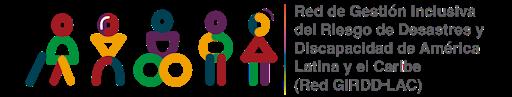 logo de LA RED GIRDD LAC HACE UN LLAMADO A LA INCLUSIÓN DE PERSONAS CON DISCAPACIDAD