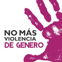 no mas violencia de genero