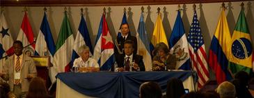 Presidente Lenin Moreno en la cumbre