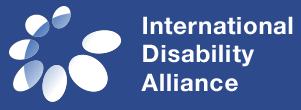 logo IDA intenational disability alliance