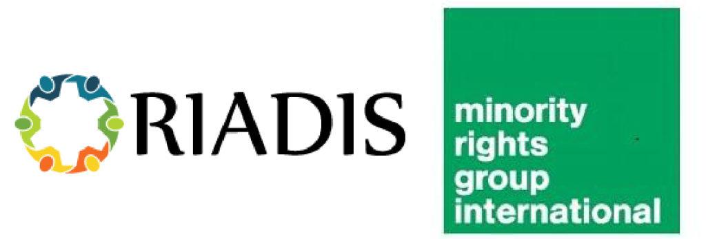 Logo de RIADIS y MRG